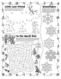 fichas de inglés para niños christmas worksheets