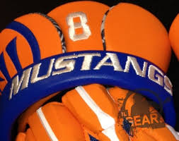penn yan mustangs penn yan mustangs warrior regulator gloves inside lacrosse