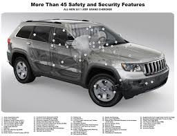mercedes jeep white 2011 jeep grand cherokee mercedes ml based suv breaks cover