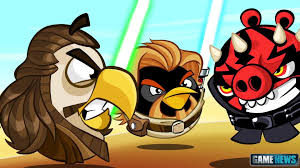 angry birds star wars 2 trailer