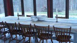 big farm house white big farm table diy projects