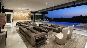 mayweather house inside los angeles architect house design mcclean design