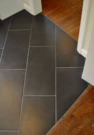 Laminate Floor To Tile Transition Modernsauce