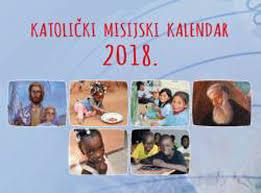Crkveni Kalendar Za 2018 Katolicki Katolički Misijski Kalendar Za 2018 Katolički Tjednik