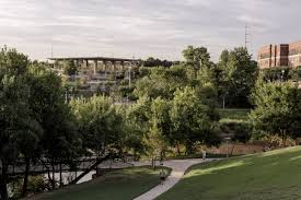 buffalo bayou park and designing a resilient future for houston