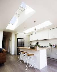 galley kitchen extension ideas best 25 skylight window ideas on skylight