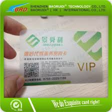 Business Card With Qr Code Business Card With Wechat Qr Code Buy Transparent Business Cards