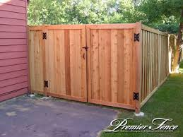 Gate For Backyard Fence Privacy Fence Double Gate Sagging Privacy Framed Double Home
