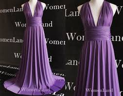 infinity dress convertible bridesmaid evening party prom dress