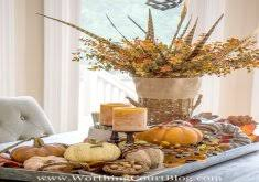 Fall Table Arrangements Awesome Fall Table Arrangements 40 Photos Home Inspiration Ideas