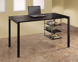 black writing desk as must have laluz nyc home design