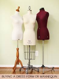 buying a dress form or mannequin u2014 megan nielsen design diary