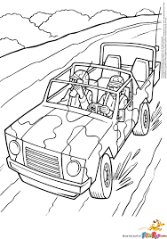 safari jeep drawing jeep coloring pages to download and print for free