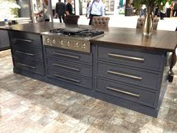 blue kitchen islands navy blue kitchen cabinets then there s this muted grey blue
