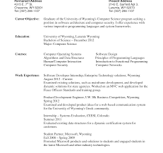 computer science resume template povestim info wp content uploads 2018 03 beautiful