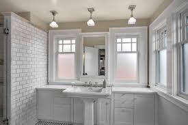 phinney residence master bath arts u0026 crafts bathroom seattle