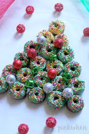 christmas tree desserts christmas lights decoration