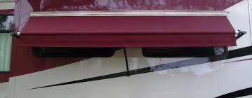 Rv Window Awning Rv Awnings U0026 Slide Toppers From Stone Vos