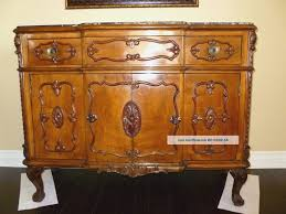 butcher block island table for kitchen new butchers block island french provincial sideboards and buffets inspiring antique ornate vintage french provincial buffet sideboard credenza