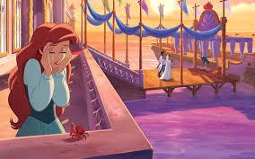 ariel u0027s story disney princess