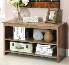 Marilyn Monroe Furniture by Buy Furniture Of America Cm Ac104ra Cortz Iv Rustic Oak Side Table