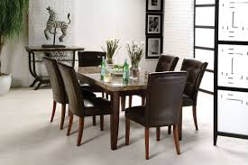 montibello dining table 6 chairs