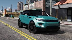 land rover velar vs discovery range rover evoque add on replace tuning template gta5