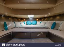 Yacht Bedroom by Italy Fiumicino Rome 50 U0027 Luxury Yacht Master Bedroom Stock