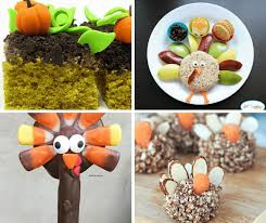fun thanksgiving dessert ideas 30 fun food ideas for thanksgiving the decorated cookie