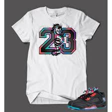 new year t shirts t shirt to match retro air 5 new year shoe