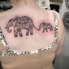 elephant tattoos designs for females img draggable