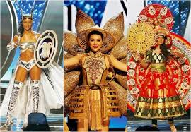 photos miss universe 2017 stunning traditional costumes at the
