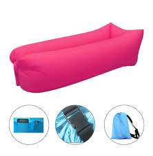 Sofa Bed Air by Buy Hot Pink Fast Inflatable Lounger Air Filled Balloon Furniture