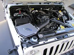 2011 jeep wrangler cold air intake volant cool air intake w powercore filter 2007 2011 jeep
