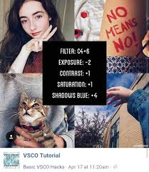 vscocam effects tutorial vsco tutorial vsco pinterest vsco tutorials and filter