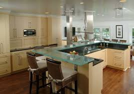 glass top kitchen island kitchen stunning kitchen island ideas kitchen island with seating