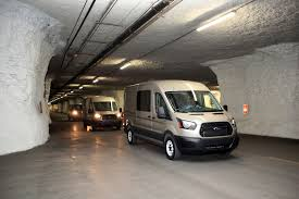 2015 ford transit first drive motor trend