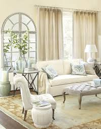 neutral living room from ballard designs how to decorate