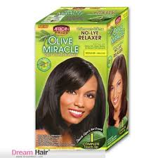 african pride olive miracle no lye relaxer regular 1 touch up