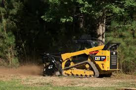 cat hm115c standard flow mulcher caterpillar