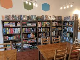 the board game house