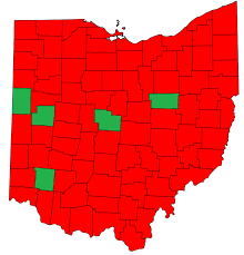 Ohio Union Map by Ohio Senate Bill 5 Voter Referendum Issue 2 Wikipedia