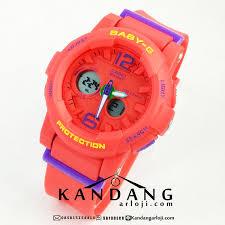 Jam Tangan Baby G Warna Merah jual baby g bga 180 merah jamtangansby termurah
