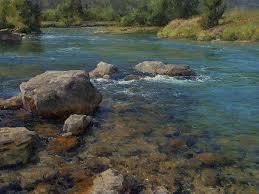 Blue Ribbon Landscaping by Painting Stream Recherche Google Painting Pinterest