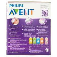 philips avent natural newborn starter gift set 0m walmart com