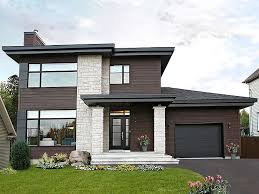 2 story home designs contemporary house plans modern two story home plan 027h 0336
