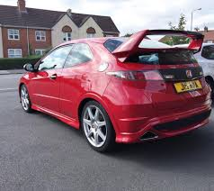 price drop honda civic type r fn2 gt full service history