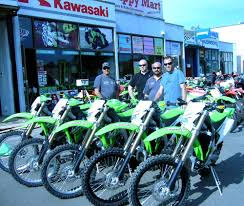 klx450r retail sales are booming in vic courtesy of hands on