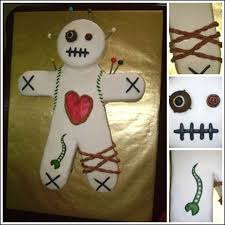 voodoo doll cake cakecentral com