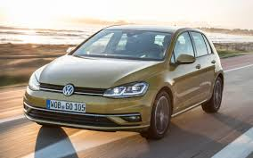 volkswagen golf facelift keeps it at the top of the class